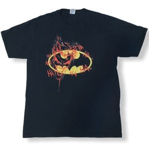Vintage DC Batman X Joker Tee